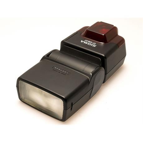 Sigma EF430ST Flash - Nikon AF thumbnail