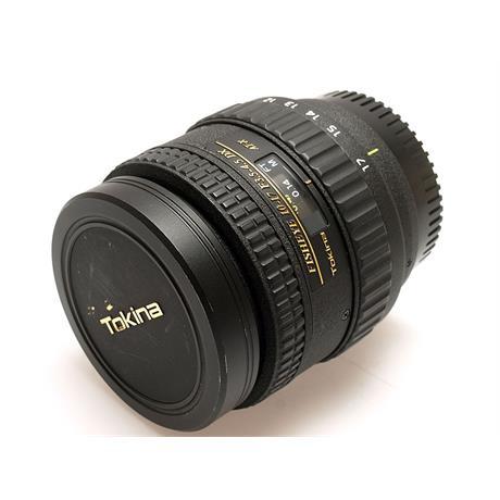 Tokina 10-17mm F3.5-4.5 DX Fish Eye ATX - Nikon AF thumbnail