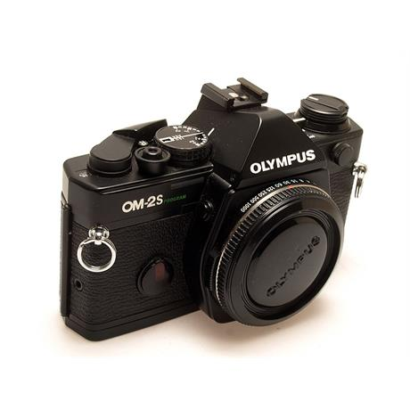 Olympus OM2SP Body Only - Black thumbnail