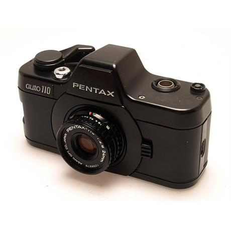 Pentax Auto 110 + 24mm F2.8 thumbnail