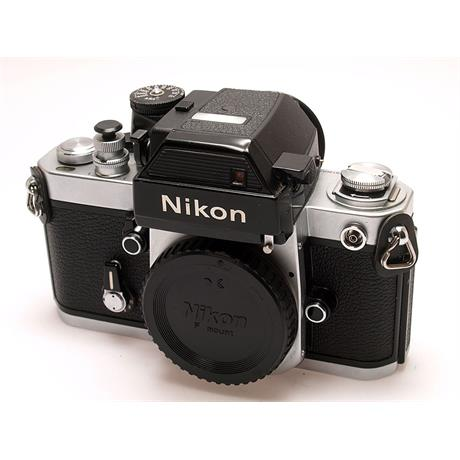 Nikon F2 Photomic S Body Only - Chrome thumbnail
