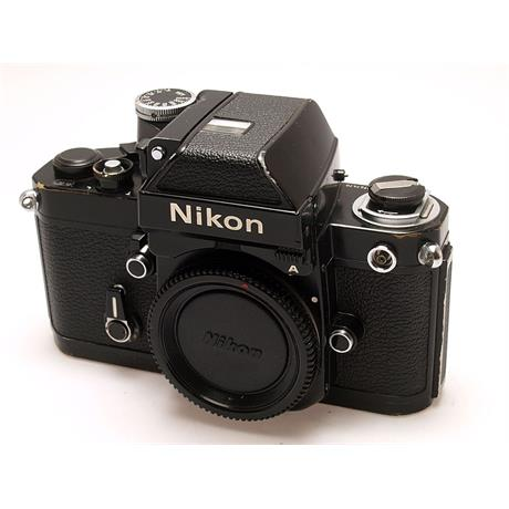 Nikon F2A Black Body Only thumbnail