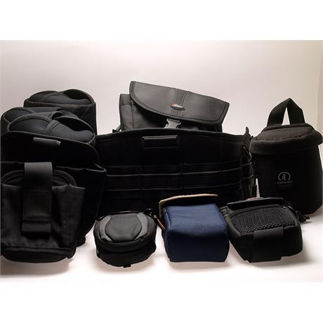 Lowepro Deluxe Waist Belt 9 S&F + Access Pouches thumbnail