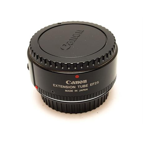 Canon EF25 Extension Tube thumbnail