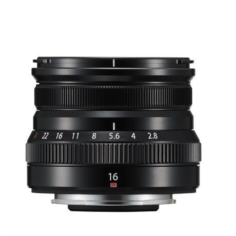 Fujifilm 16mm f2.8 R WR XF - Black thumbnail