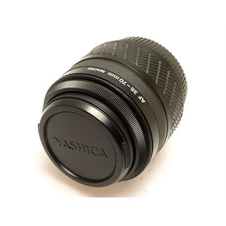 Yashica 35-70mm F3.3-4.5 AF thumbnail