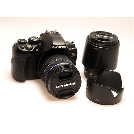 Olympus E620 + 14-42mm + 40-150mm thumbnail