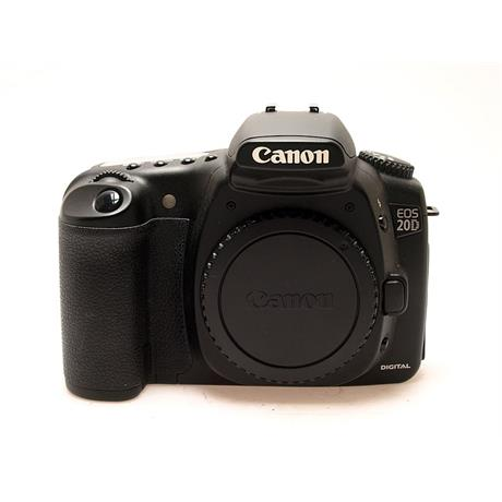 Canon EOS 20D Body Only thumbnail
