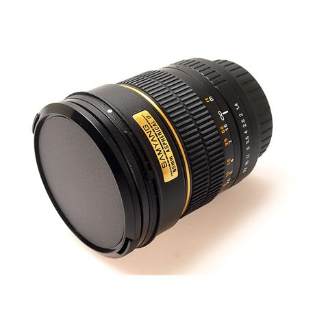 Samyang 85mm F1.4 IF MC Asph - Canon EOS thumbnail
