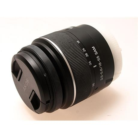 Sony 18-55mm F3.5-5.6 DT SAM thumbnail