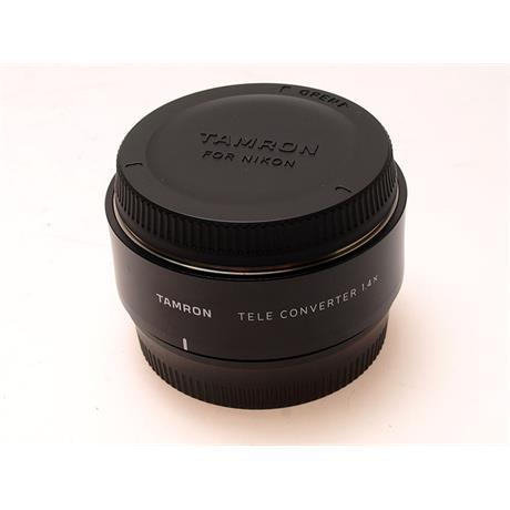 Tamron TC-X14 1.4x Tele converter - Nikon AF thumbnail