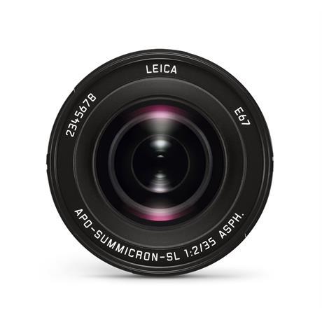 Leica 35mm F2 Asph APO-Summicron SL thumbnail