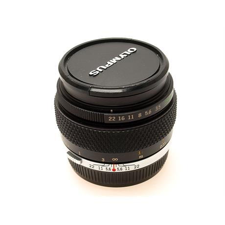 Olympus 50mm F3.5 Macro Zuiko thumbnail