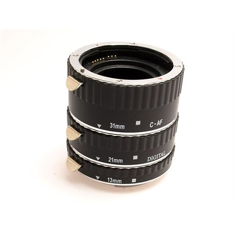 Meike Extension Tube Set - Canon EOS thumbnail