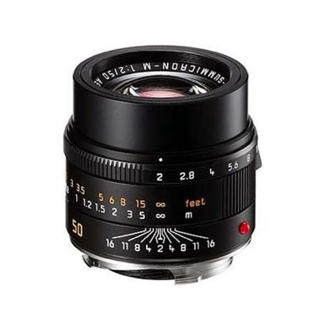 Leica 50mm F2 Apo Asph M Black thumbnail