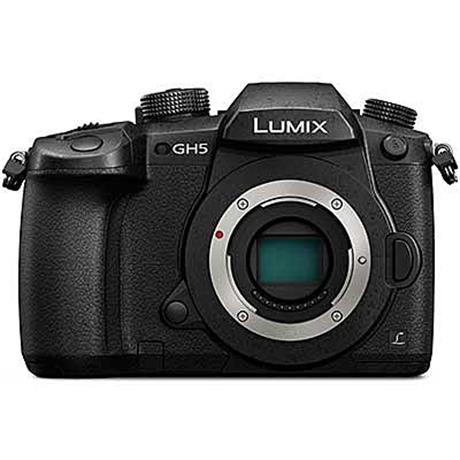 Panasonic DC GH5 Body Only  thumbnail