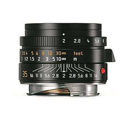 Leica 35mm F2 Asph M Black (11673) thumbnail
