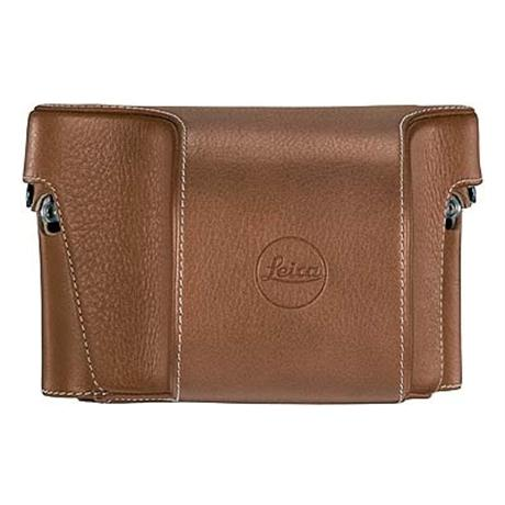 Leica Cognac Ever-Ready Leather Case (X Vario) 18779 thumbnail