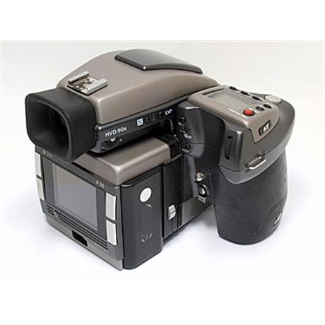Hasselblad H1 Body + Prism + P25 Digital Back thumbnail
