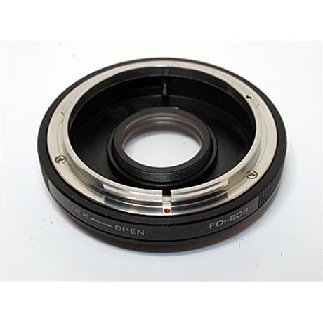 JJC Canon FD - Canon EOS M Lens Mount Adapter thumbnail