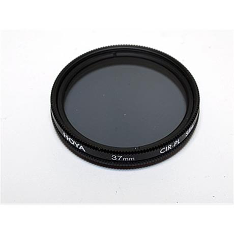 Hoya 37mm Circular Polariser - Slim Mount thumbnail