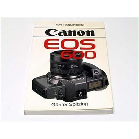 Hove Foto Books Canon EOS 600 thumbnail