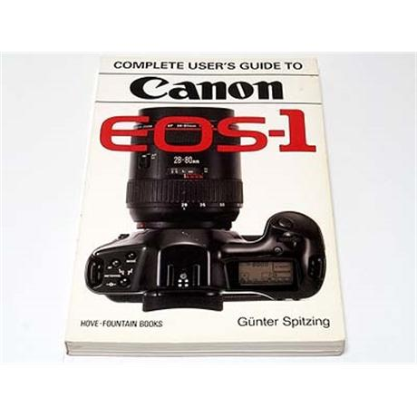 Hove Foto Books Canon EOS-1 thumbnail