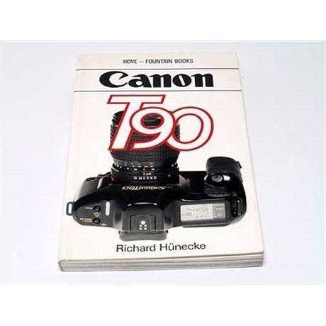 Hove Foto Books Canon T90 thumbnail