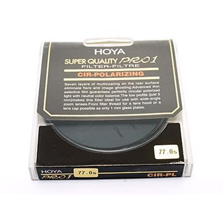 Hoya 77mm Pro1 Circular Polariser thumbnail