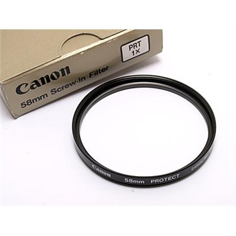 Canon 58mm Protection  thumbnail