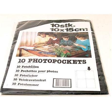 10x15cm Photopockets x10 thumbnail