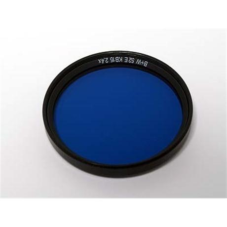 B+W 52mm Blue KB15 (80A) SC thumbnail