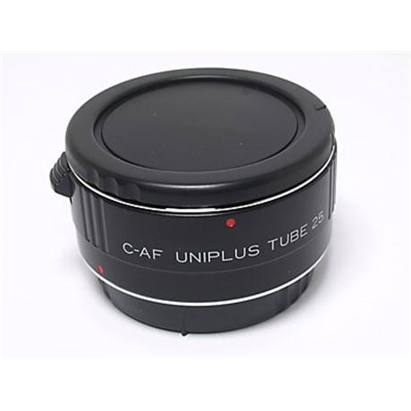 Uniplus Extension Tube 25 - Canon EOS thumbnail