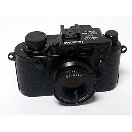 Minox Leica IIIf - Black thumbnail