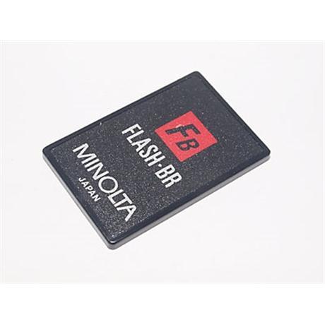 Minolta Flash Bracket Card thumbnail