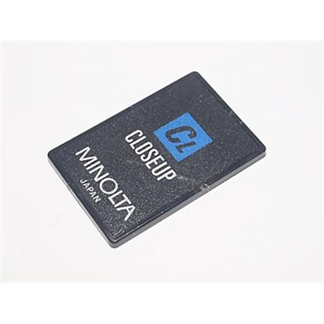 Minolta Close Up Card thumbnail