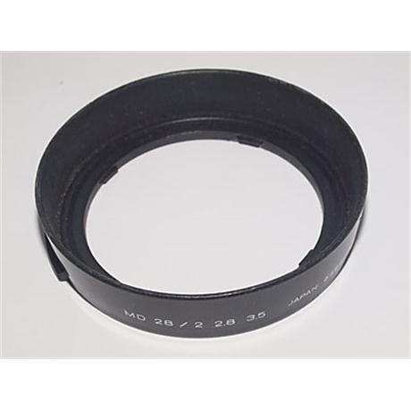 Minolta Lens Hood 28mm F2.0/2.8/3.5 MD thumbnail