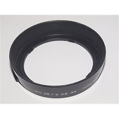 Minolta Lens Hood 28mm F2.0/2.8/3.5 MD thumbnail