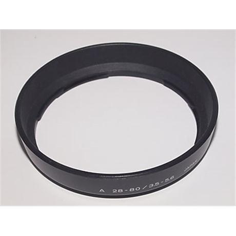 Minolta Lens Hood 28-80mm F3.5-5.6 AF thumbnail