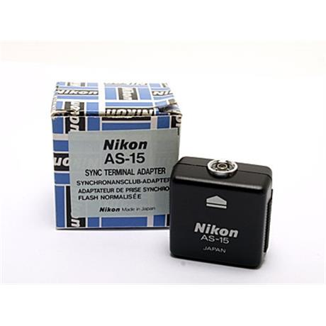 Nikon AS-15 Flash Adapter thumbnail