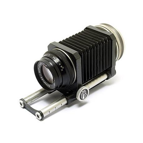 Novoflex Bellows + 105mm F4 Macro thumbnail