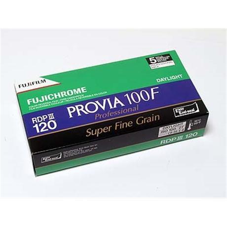 Fujifilm Provia 100F 120 Roll Film x1 thumbnail
