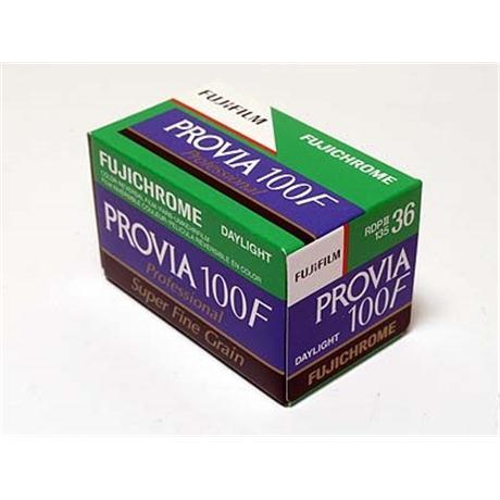 Fujifilm Provia 100F 36 Exposure x1 thumbnail