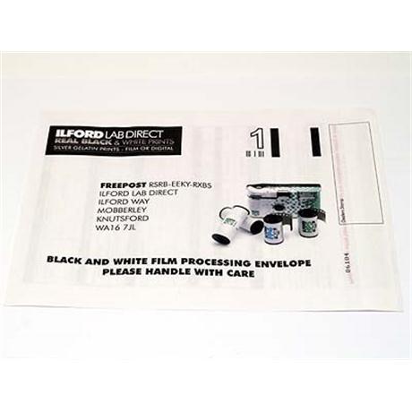Ilford Process Paid Envelope 35mm/120 thumbnail