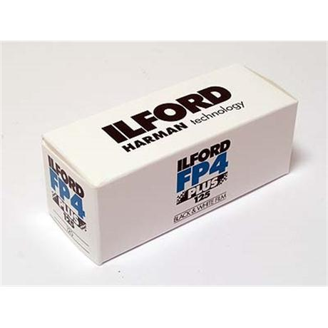 Ilford FP4 120 Roll Film x1 thumbnail