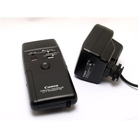 Canon LC-5 Wireless Remote Controller Set thumbnail