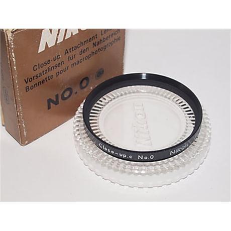 Nikon 52mm Close Up No 0 thumbnail