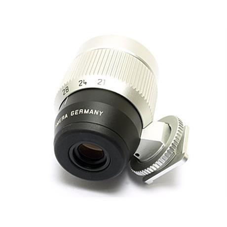 Leica 21/24/28mm Viewfinder - Chrome thumbnail