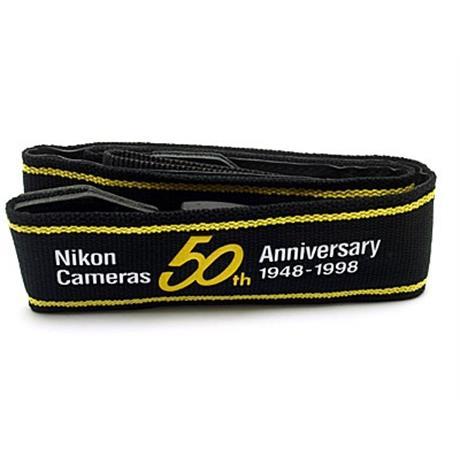 Nikon 50th Anniversary Strap  thumbnail