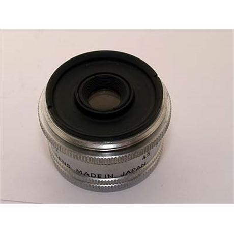 Minolta 50mm F4.5 Rokkor thumbnail